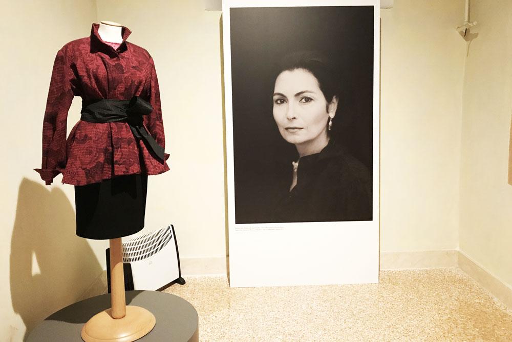 Rosanna Schiaffino e la moda