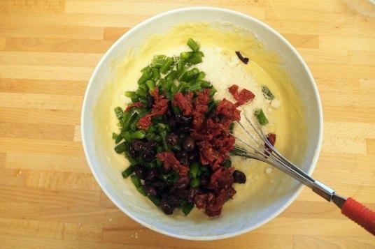 Plumcake salato alle verdure