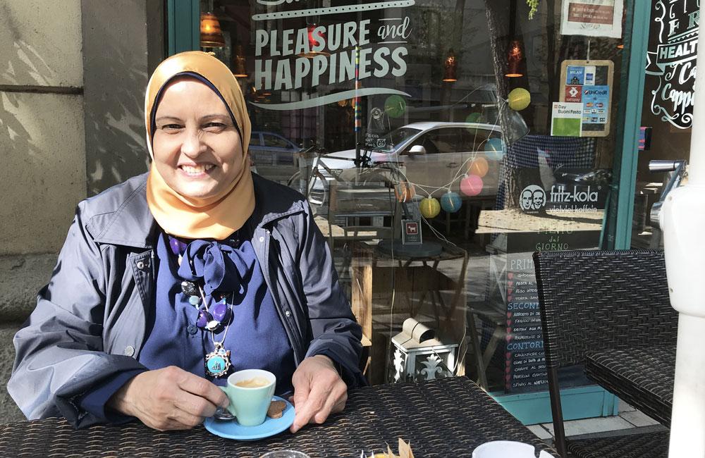 Nagwa Hussein
