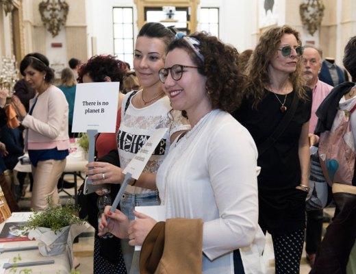 Fashion Revolution a Torino con Zeeero