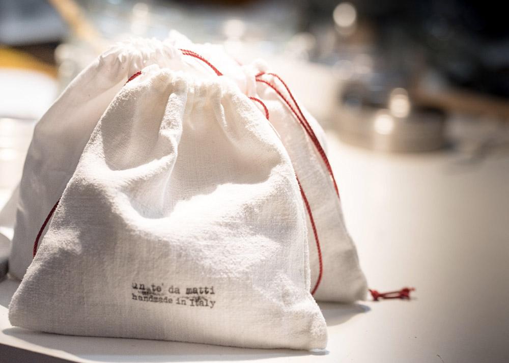 Le borse di Un te da matti