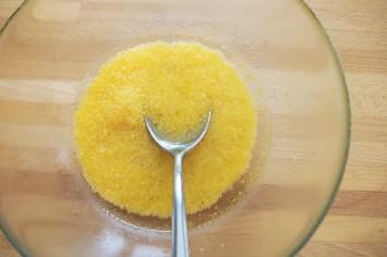 Petti di pollo al curry e latte di cocco con cous cous