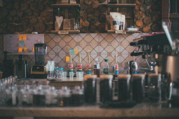 frullatore in bar