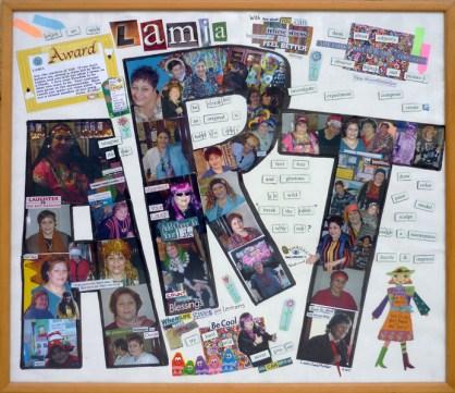 Art photo collage