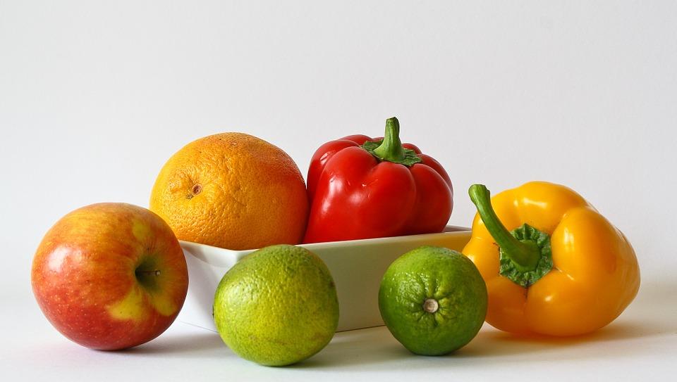 les fruits sont de très bons pourvoyeurs d'antioxydants