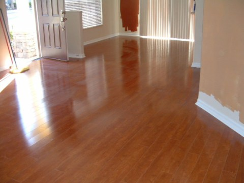 Photo Gallery Laminate Flooring Pictures suncrest floor installed after