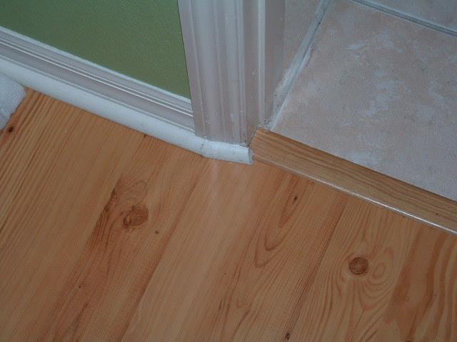 Cut Laminate Flooring Around Doors