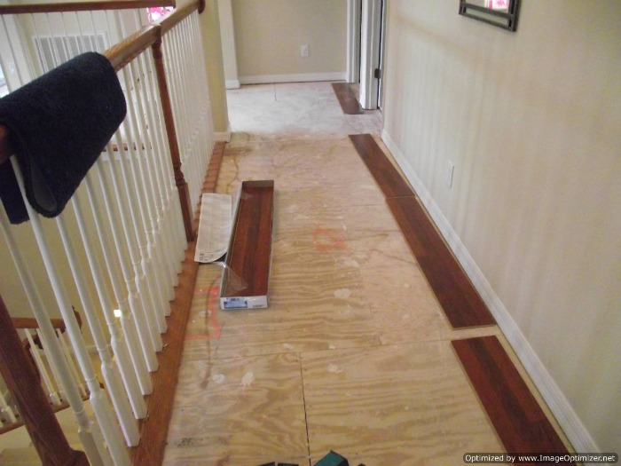Image Result For How To Install Laminate Flooring In A L Shaped Hallway
