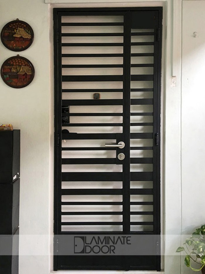 HDB-Metal-Gate-Design-LD-504