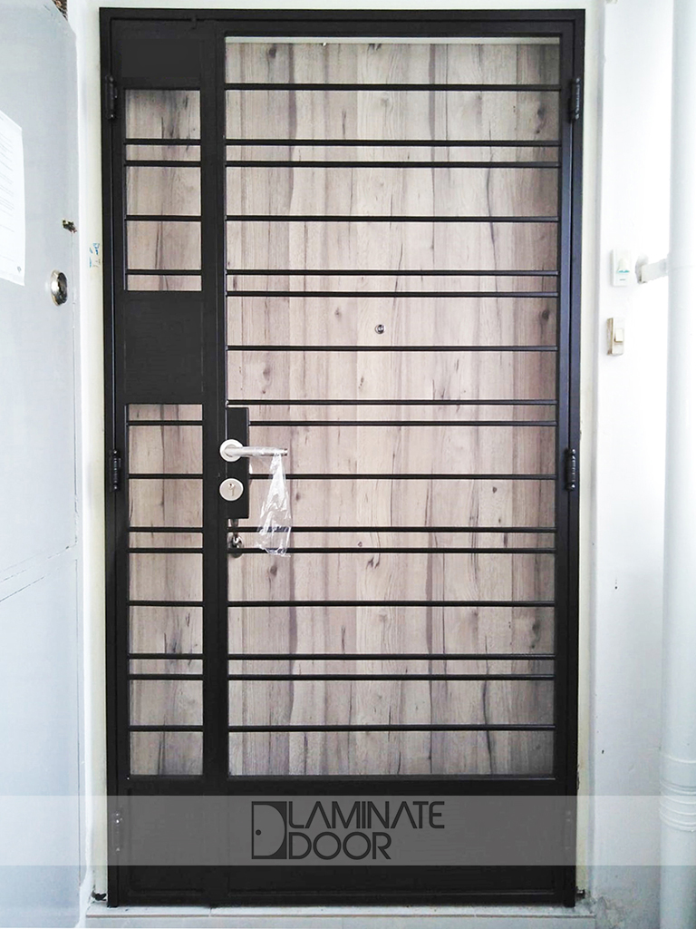 Mild-Steel-Gate-LD-516