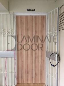 laminate fire rated main door