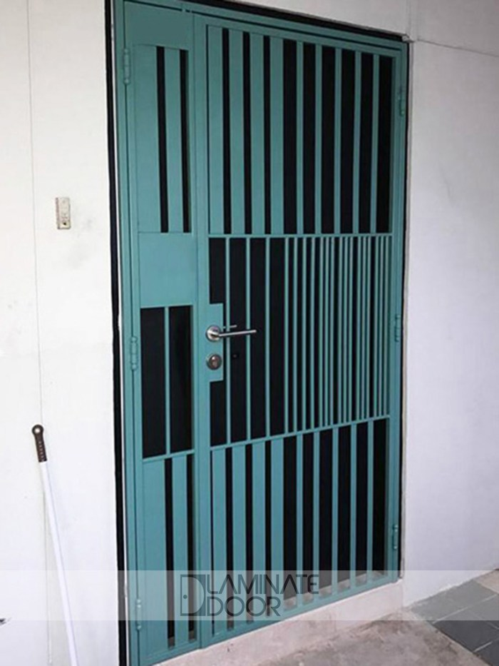 HDB-Metal-Gate-Factory-LD-530