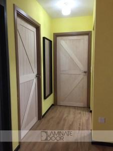 Full Solid Barn Door HDB BTO 02