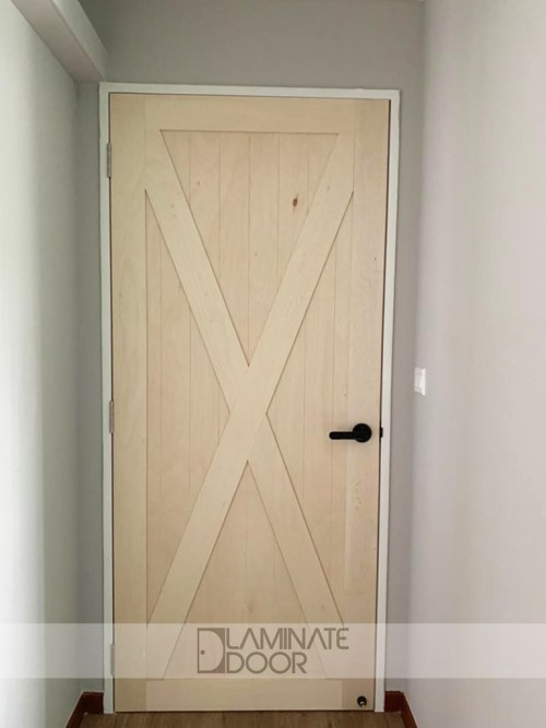 Full Solid Timber Barn Door