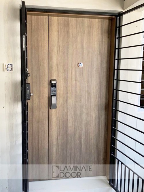 HDB-Metal-Gate-With-Digital-Lock-LD-539