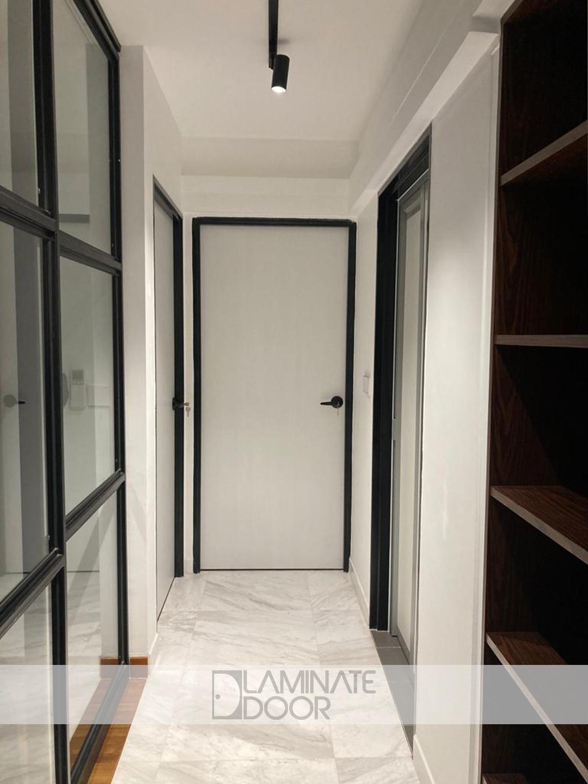 HDB Solid Timber Door