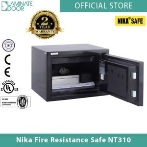Nika Fire Resistance Safe NT310 2