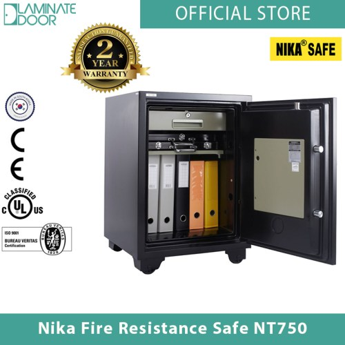 Nika Fire Resistance Safe NT750 2