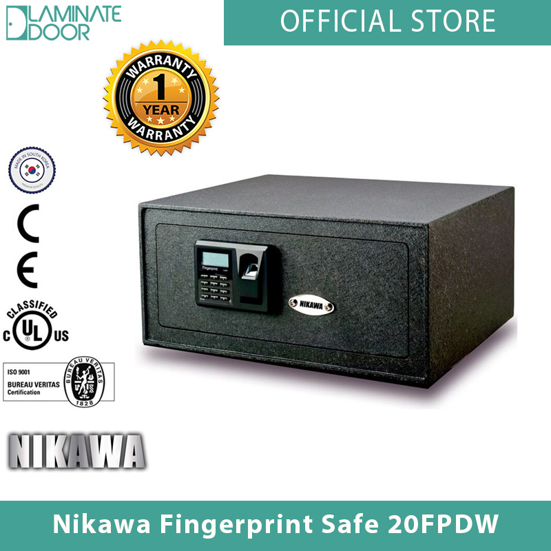 Nikawa Fingerprint Safe 20FPDW 1