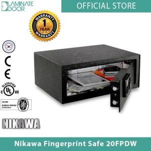 Nikawa Fingerprint Safe 20FPDW 2