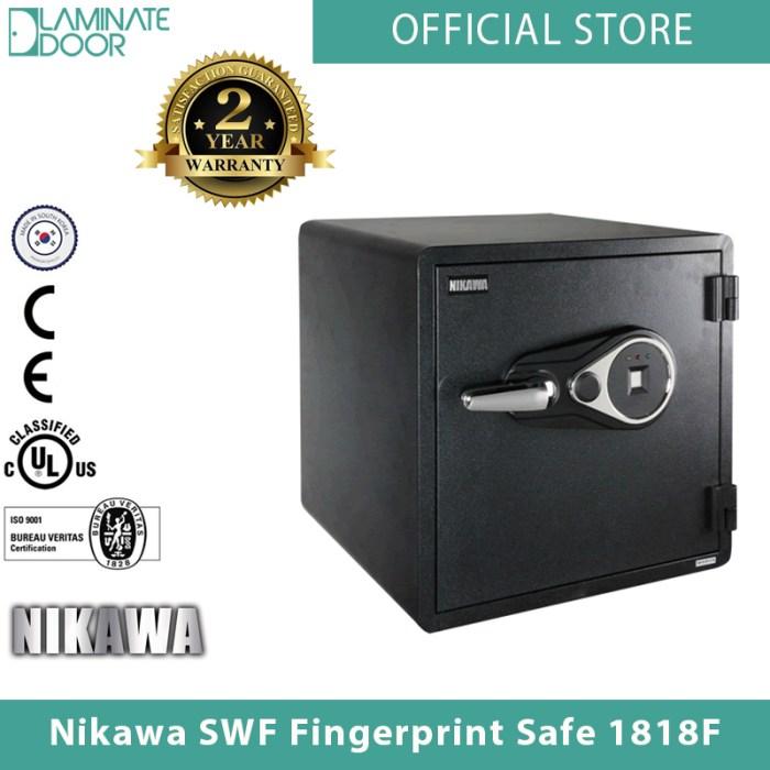 Nikawa SWF Fingerprint Safe 1818F 1