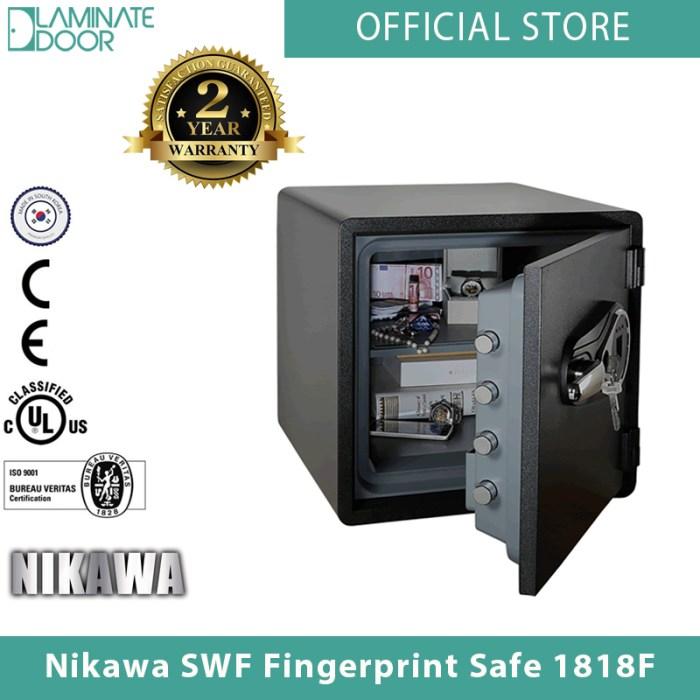 Nikawa SWF Fingerprint Safe 1818F 2
