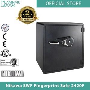 Nikawa SWF Fingerprint Safe 2420F 1