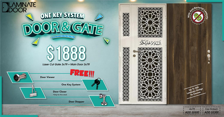 Door & Gate Special Promotion