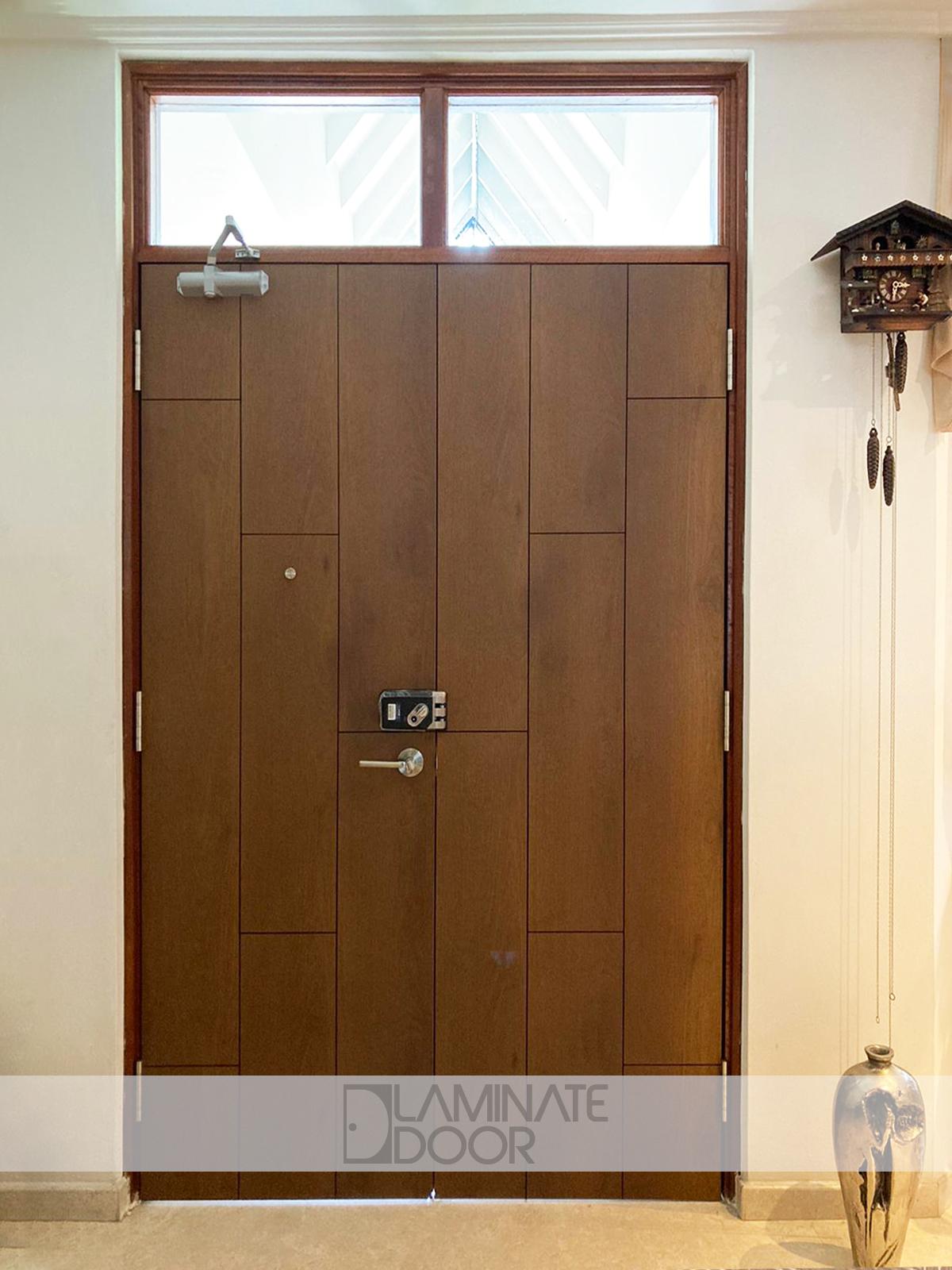 Landed House Main Door