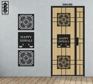Wall Art Gate 050