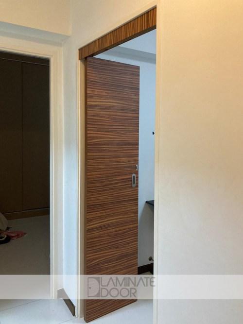 Wooden Bifold Door WBD06