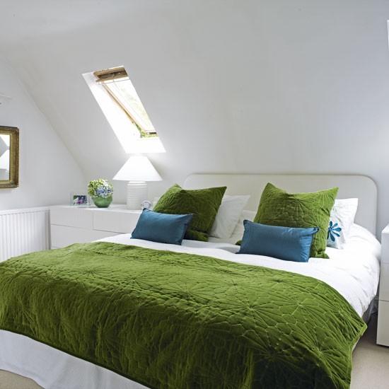 attics bedroom