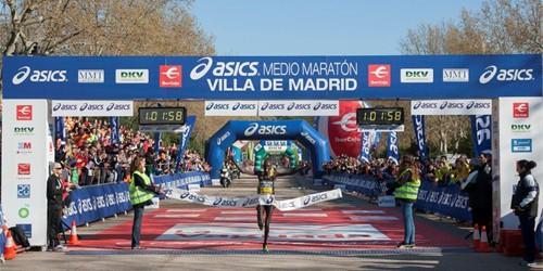 Asics Mitja Marató de Madrid 2015