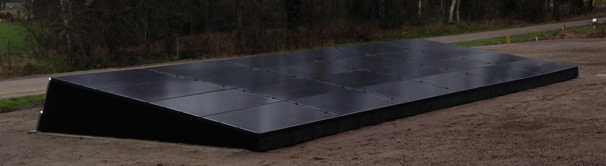 zonnepanelen-systeem
