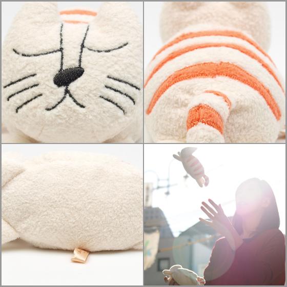 新商品:リサ・ラーソン(Lisa Larson)「マイキーお手玉」