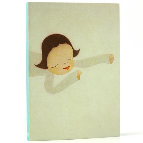 奈良美智 ダイアリー(日記帳) [Princess of Snooze Journal]