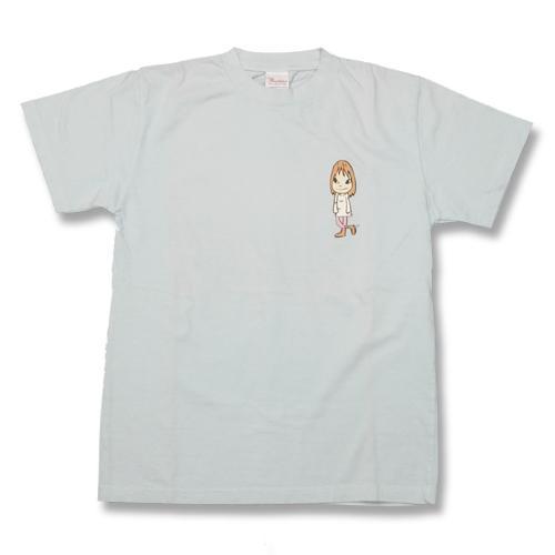 奈良美智 Tシャツ [S.M.L(ライトブルー)]
