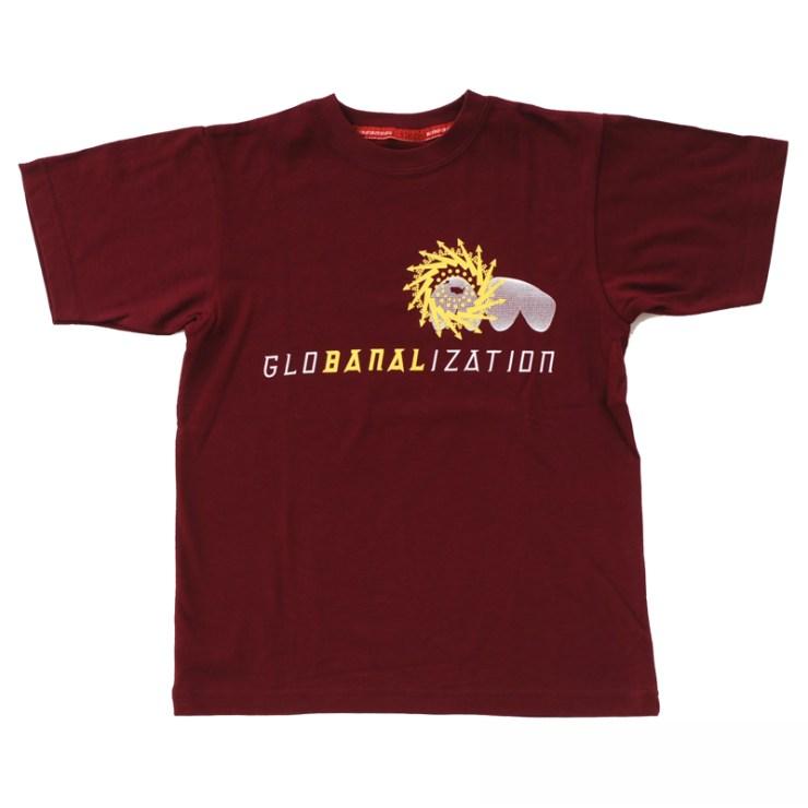 ジョナサン・バーンブルック Tシャツ [GLOBANALIZATION]