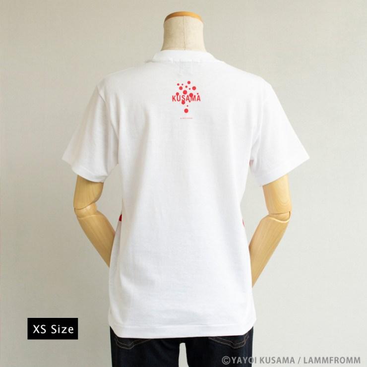 草間彌生 Tシャツ [LOVE FOREVER special Tシャツ]