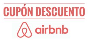Cupón descuento airbnb