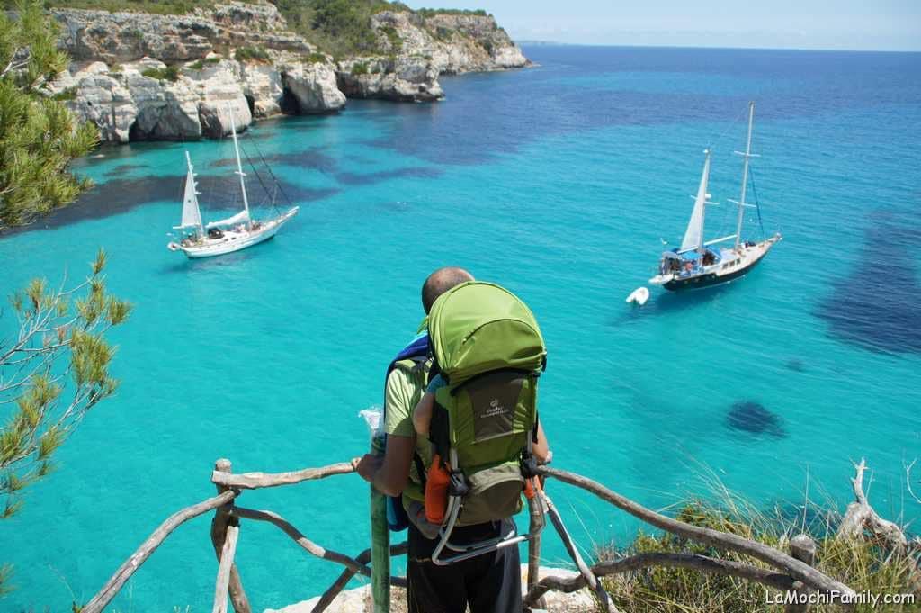 Que ver y hacer en Menorca con niños