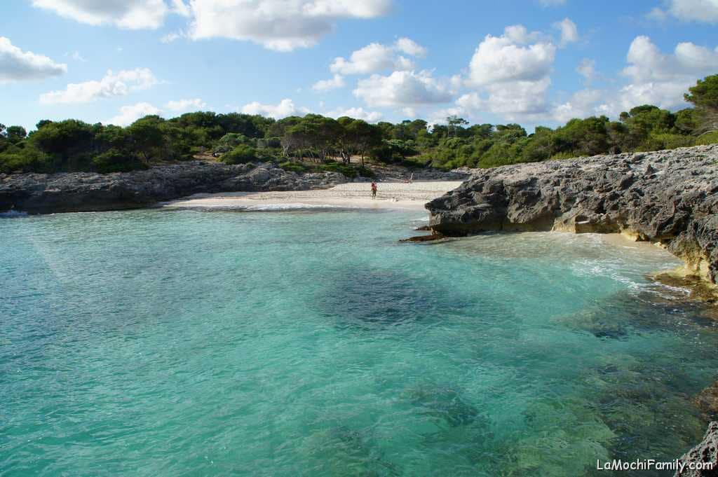 Cala des Talaier, cala pequeña de Menorca
