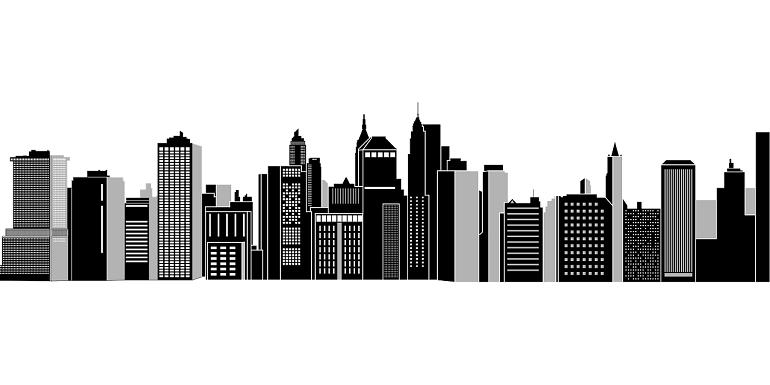 ilustración del Skyline de Nueva York
