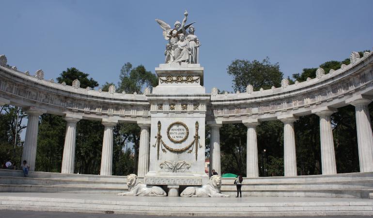centro de mexico df