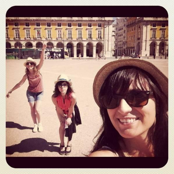 Visitando Lisboa durante el Optimus Alive 2012