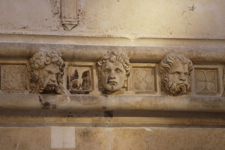 friso catedral sibenik