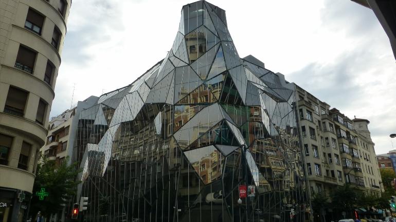 Edificio Osakidetza