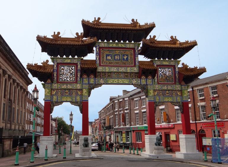 arco de chinatown