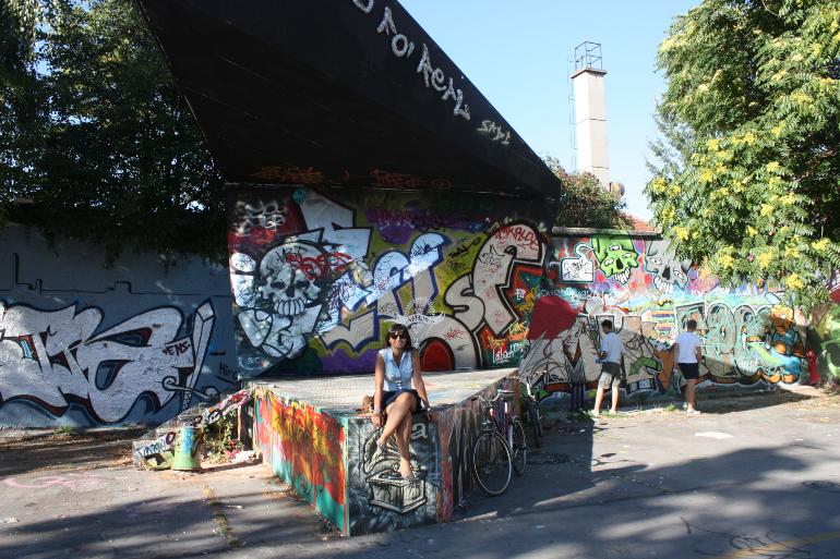 street art de metelkova