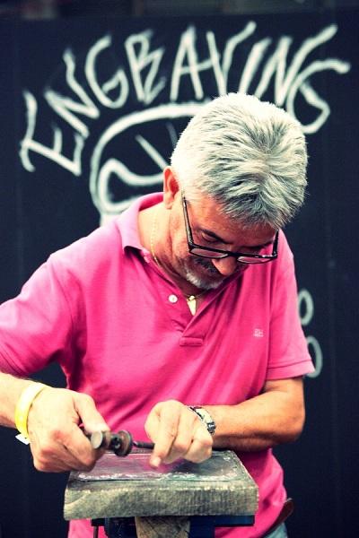 Cicelando durante el Mulafest 2013 de Madrid
